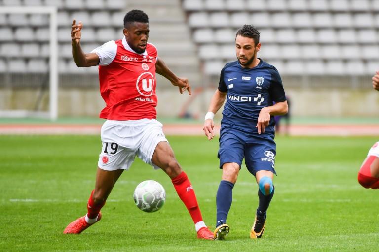 Theoson-Jordan Siebatcheu néo-attaquant du Stade Rennais.