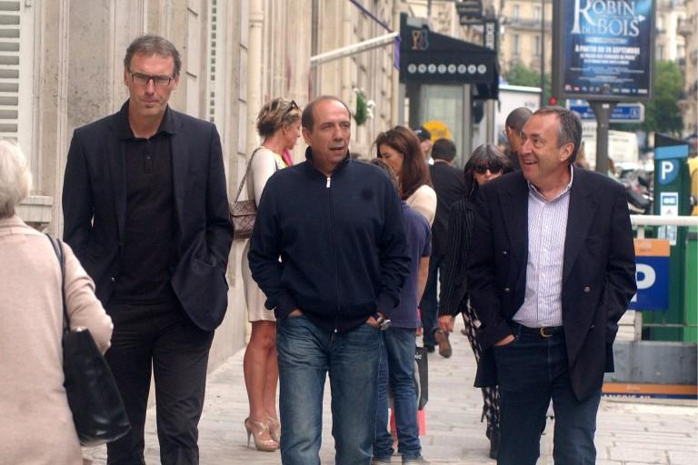 Jean-Pierre Bernès s'emballe pour Eyraud et sollicite la patience des supporters