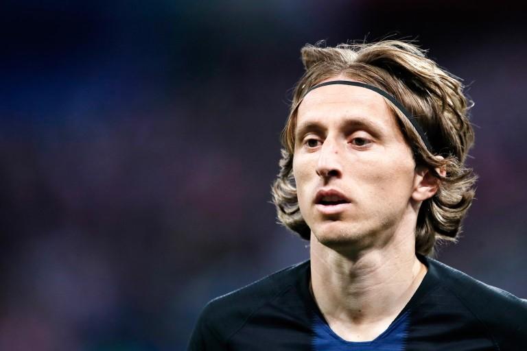 Luka Modric a refoulé le PSG en 2012.
