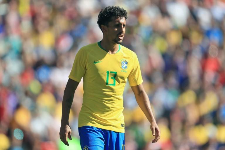 Marquinhos et le Brésil ont remporté la Copa América.