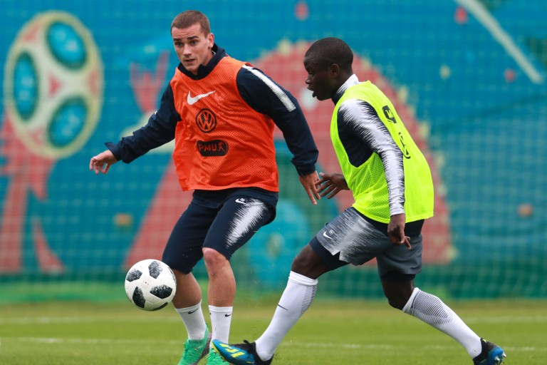 N'Golo Kanté vers le Real, le PSG et le Barça en piste