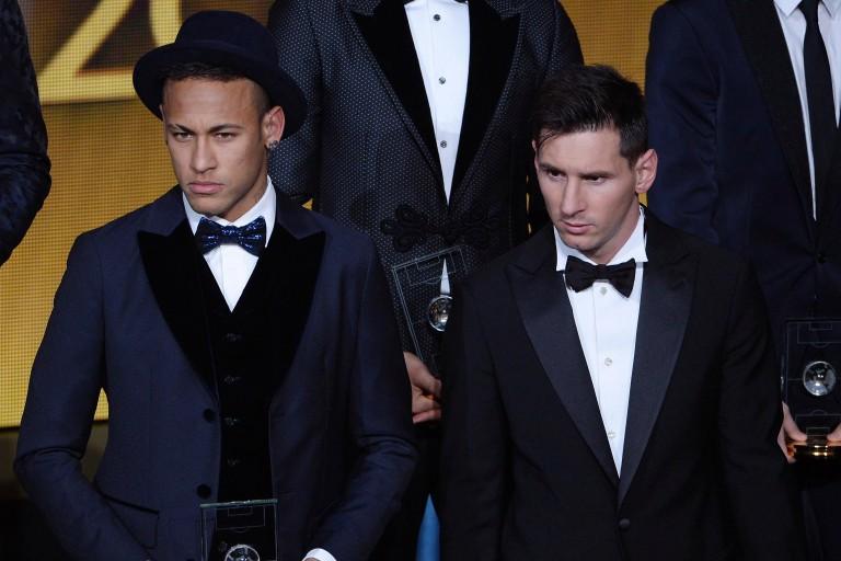 Leo Messi aurait adoré rejouer avec Neymar