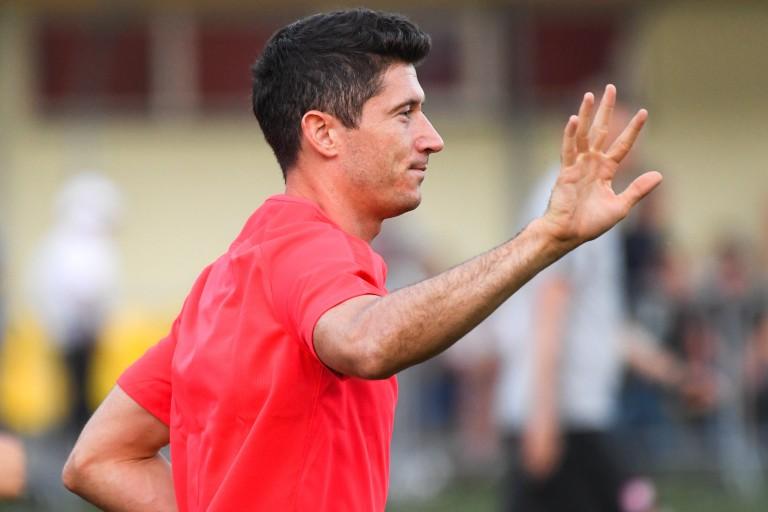 Müller ne voudrait pas voir Lewandowski s'en aller du Bayern Munich