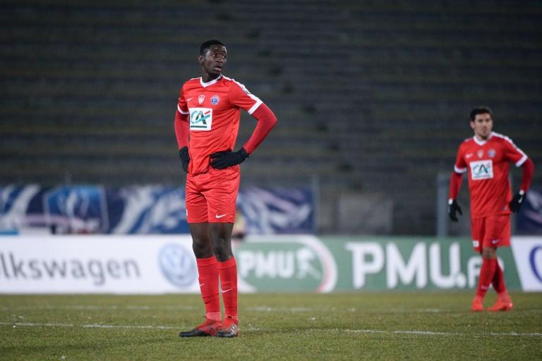 Ibrahima Sissoko prolongé au RC Strasbourg jusqu'en 2024