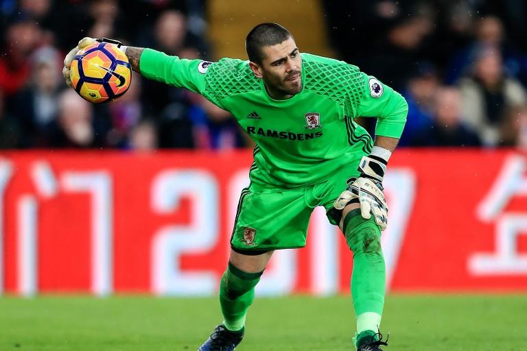 Victor Valdés (36 ans) s'est engagé avec le club de Moratalaz.