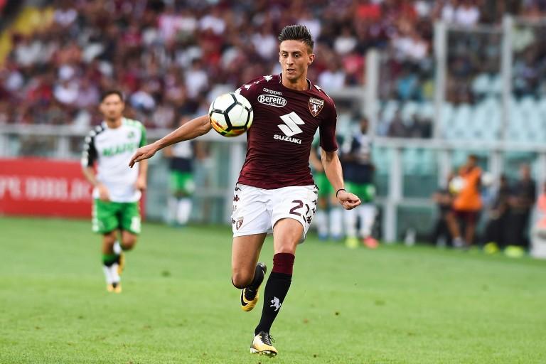 Antonio Barreca, défenseur de 23 ans recruté par l'AS Monaco.