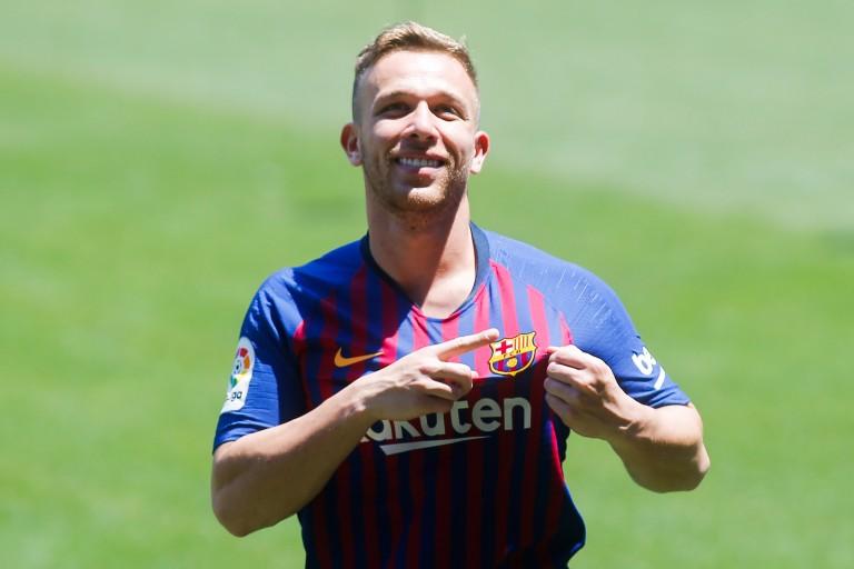 Arthur Melo pourrait quitter le FC Barcelone pour rejoindre la Juventus