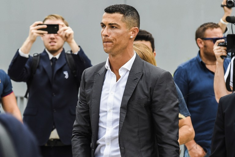 Cristiano Ronaldo a quitté le Real Madrid pour s'engager avec la Juventus Turin.