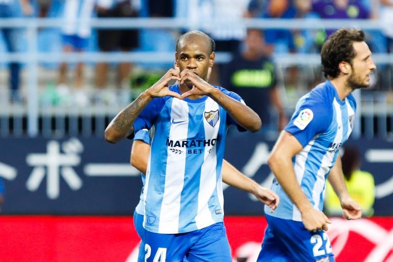 Diego Rolan, attaquant du Deportivo La Corogne prêté à Leganés.