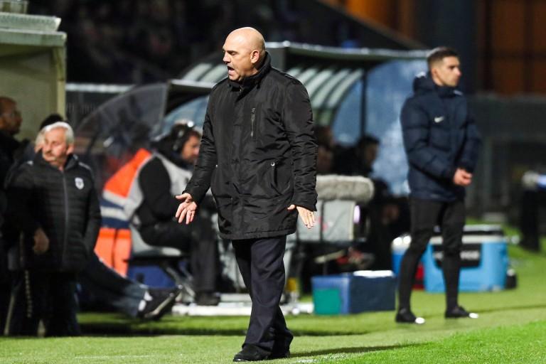 Frédéric Antonetti nommé Manager général du FC Metz.