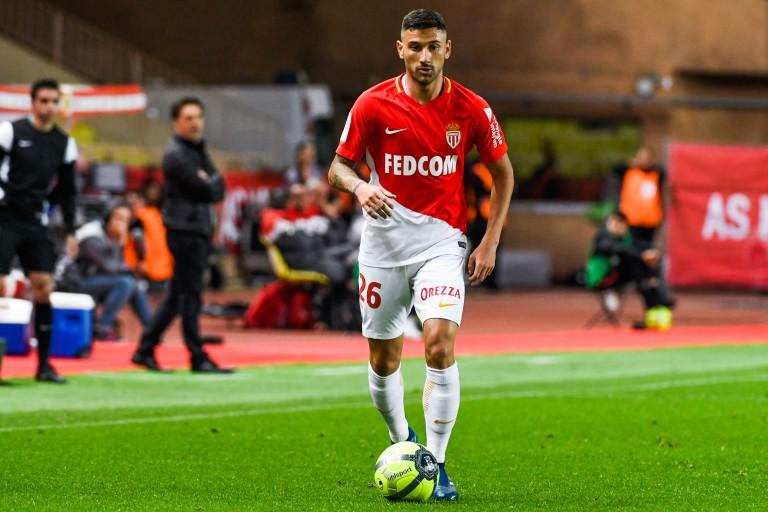 Gabriel Boschilia, milieu offensif de l'AS Monaco prêté au FC Nantes.