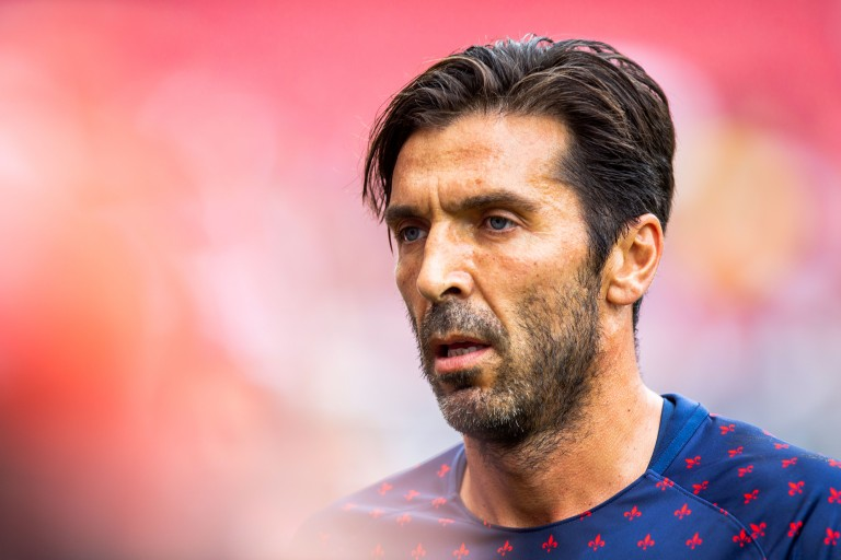 Buffon, éternel portier de la Juventus, songerait à arrêter sa carrière.