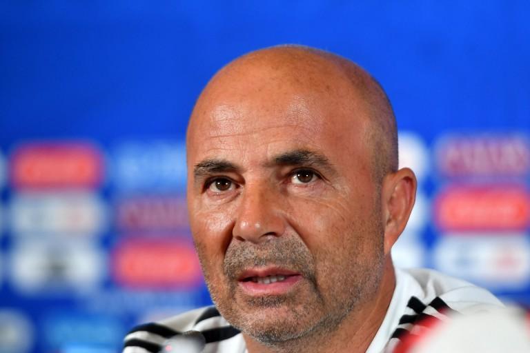 Jorge Sampaoli ne compte pas quitter le FC Santos pour rejoindre Lyon.