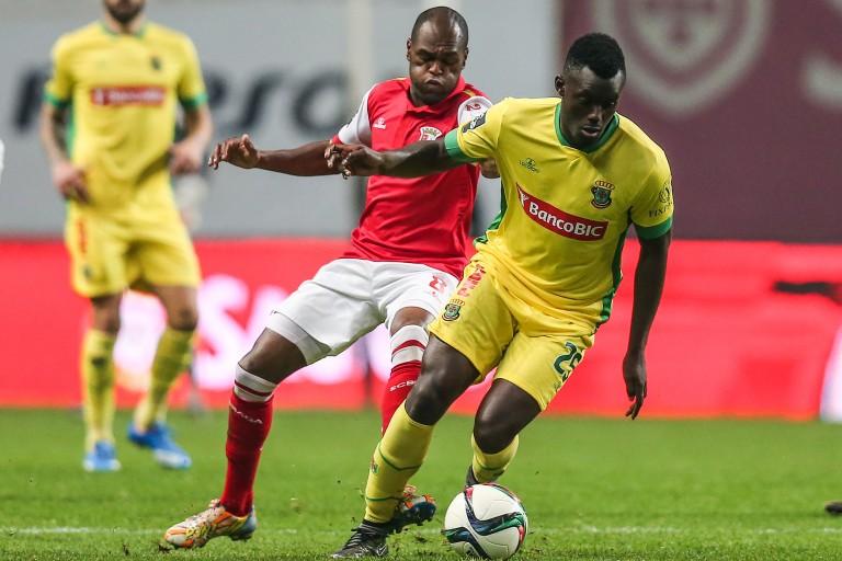Judilson Mamadu Tuncara Gomes dit 'Pelé'' a rejoint Monaco.