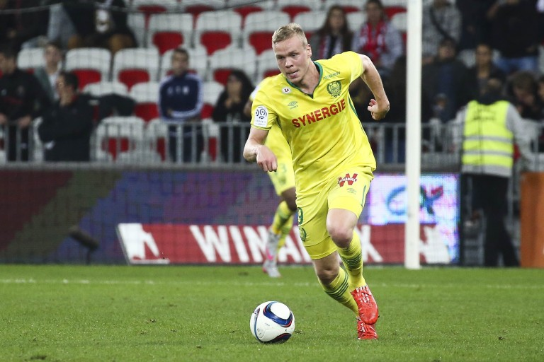 Kolbeinn Sigthorsson, l'attaquant du FC Nantes s'en va enfin !