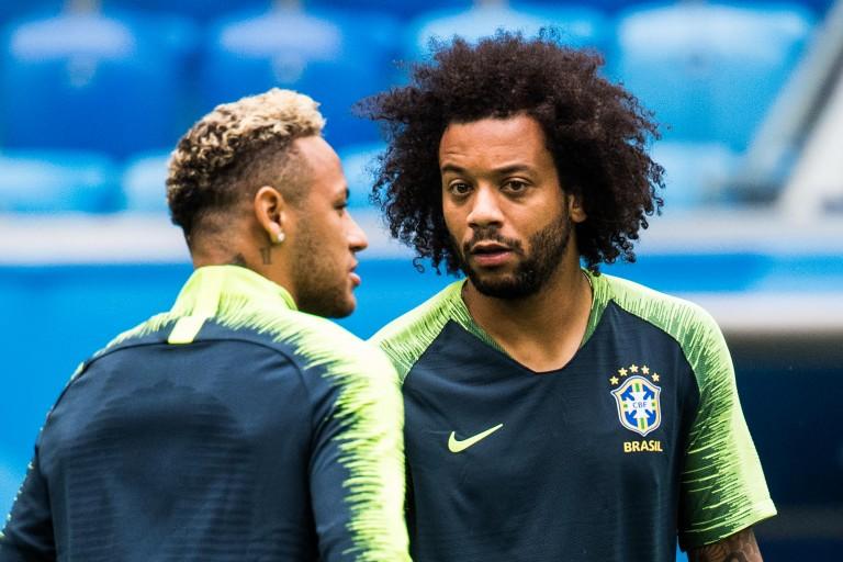 Neymar voudrait Marcelo au PSG