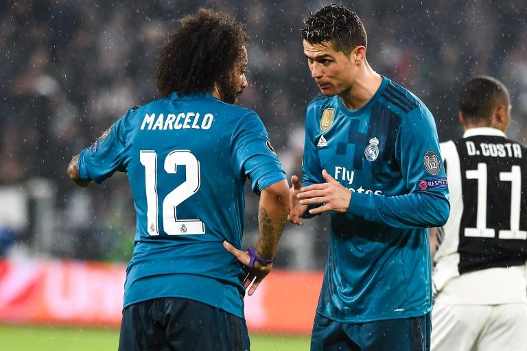 Marcelo aimerait rejouer avec Ronaldo.