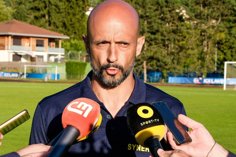 Miguel Cardoso, ancien entraîneur du FC Nantes.