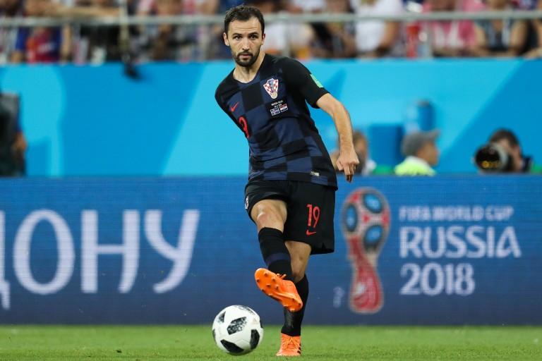 Milan Badelj, milieu défensif international croate.
