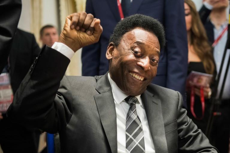 Pelé se désigne comme le meilleur joueur de l'histoire