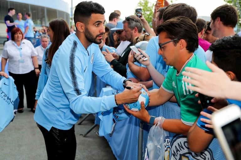 Manchester City : départ acté pour Riyad Mahrez et Leroy Sané ?