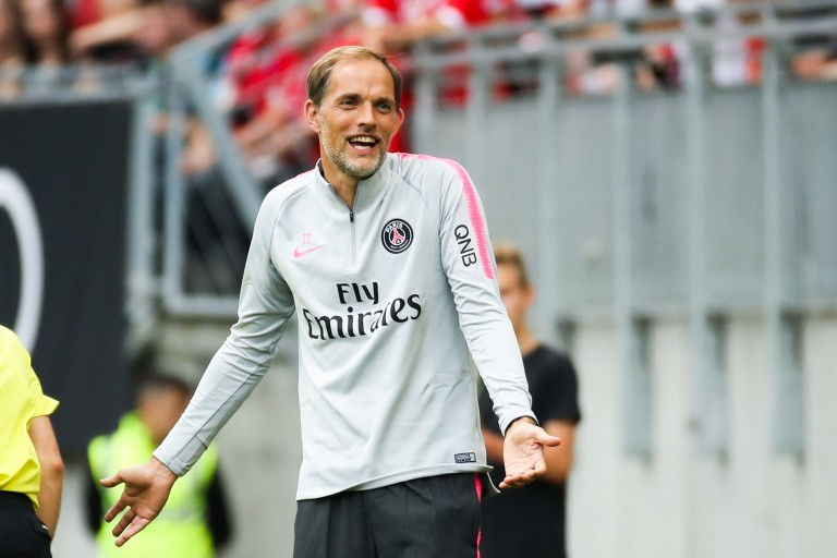 Thomas Tuchel, entraîneur du PSG.