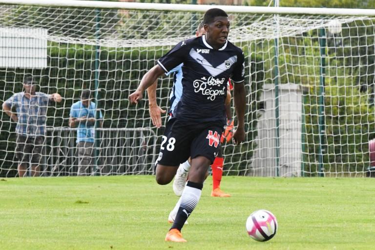 Zaydou Youssouf a rejoint l' ASSE en provenance de Bordeaux, son club formateur.