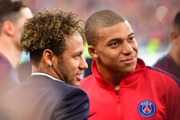 Neymar et Kylian Mbappé ciblés par le Real Madrid?