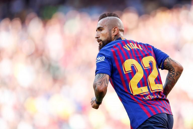 Le Barça ne veut pas prêter, mais vendre, Arturo Vidal