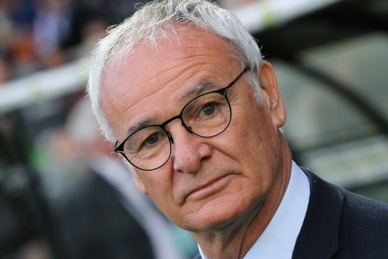 Claudio Ranieri, ancien coach du FC Nantes.