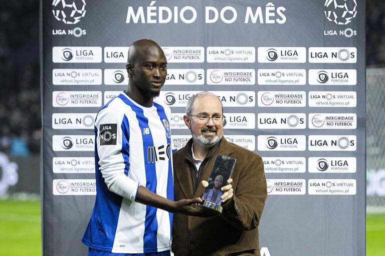 Danilo Pereira, milieu de terrain du FC Porto.