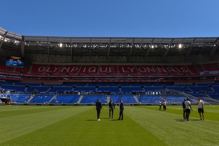 Le Groupama Stadium est muni de la 2e meilleure pelouse de Ligue 1