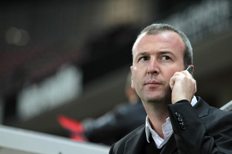 Julien Fournier,  directeur du football de l'OGC Nice.