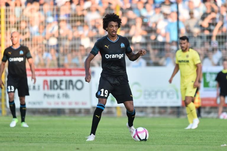OM : Luiz Gustavo a repris l'entraînement ce samedi