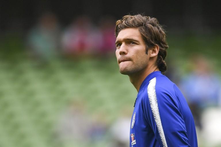 Marcos Alonso a prolongé son bail avec Chelsea.