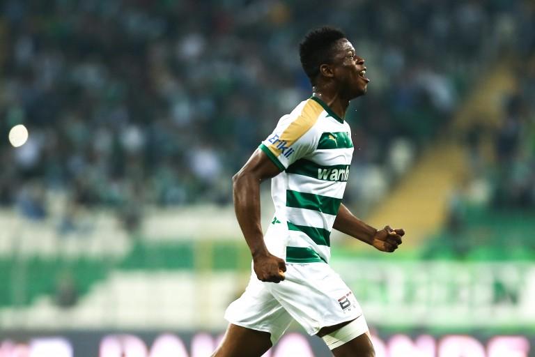 Le FC Nantes pense à Mikel Agu