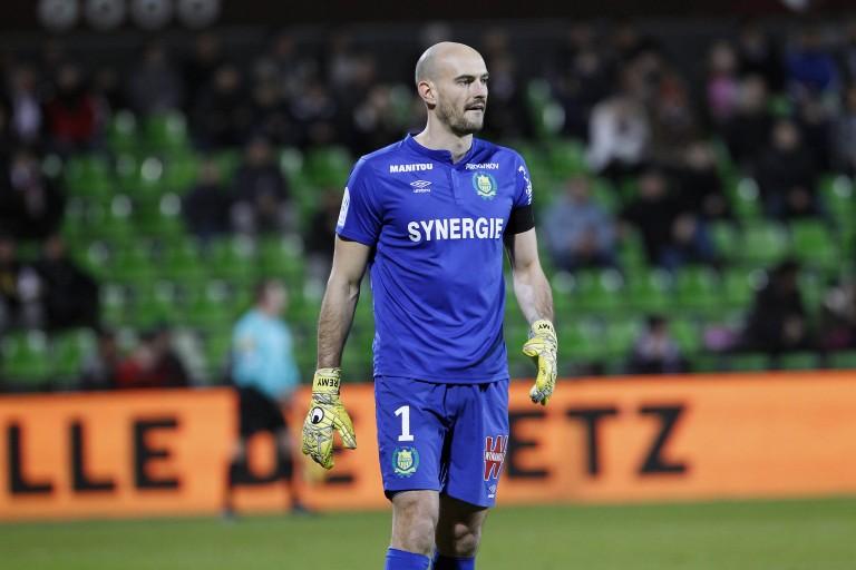 Rémy Riou, ex-gardien de but du FC Nantes.