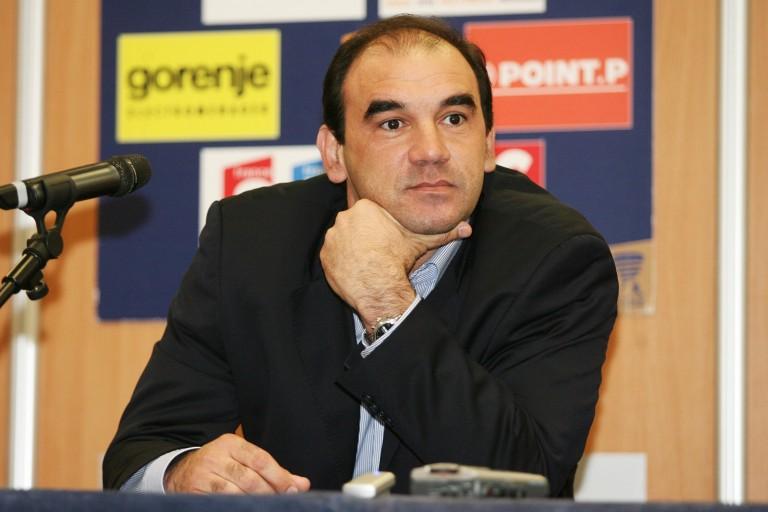Ricardo Gomes, manager général des Girondins de Bordeaux.