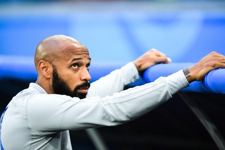 Aston Villa pourrait bien tenter de recruter Thierry Henry.