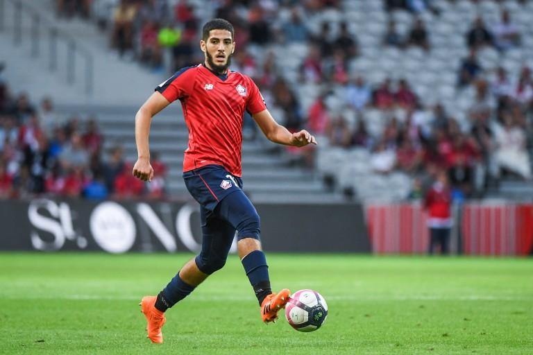 Yassine Benzia gravement blessé à la main gauche — Dijon