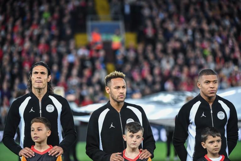 Neymar pourrait être imité par Edinson Cavani