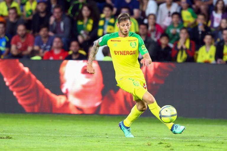 Emiliano Sala est lié au FC Nantes jusqu'en juin 2020.
