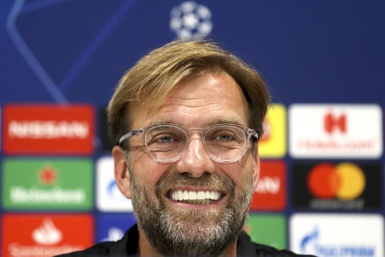 Jürgen Klopp a vivement critiqué l'arbitrage après la défait de Liverpool face à Naples.