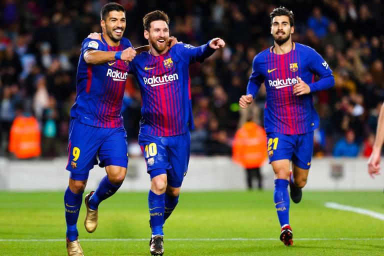 Messi a encore porté le FC Barcelone