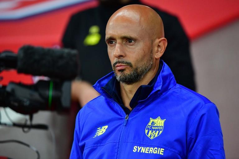 Miguel Cardoso, ancien coach du FC nNantes viré du Celta Vigo.