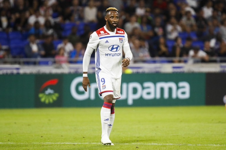 L' OL voudrait attirer Giroud en cas de départ de Moussa Dembélé