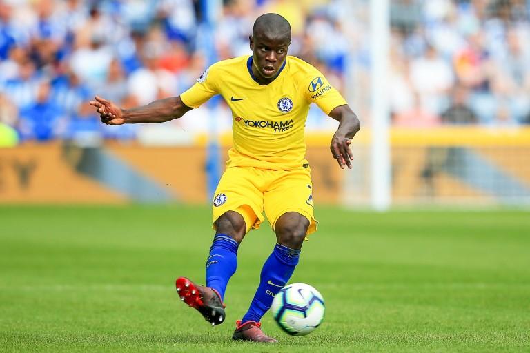 N'Golo Kanté n'a pas voulu quitter Chelsea FC cet été.