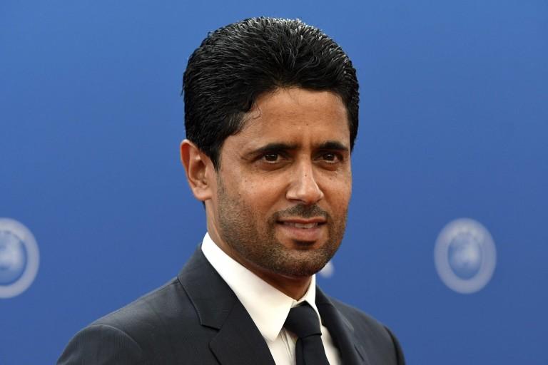 Nasser Al-Khelaïfi, président du PSG.