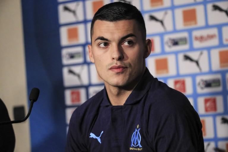 Nemanja Radonjic va rester à l' OM au Mercato Olympique de Marseille.