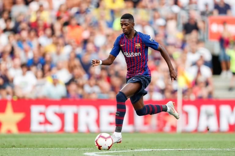 Ousmane Dembélé ne compte pas quitter le Barça cet été.